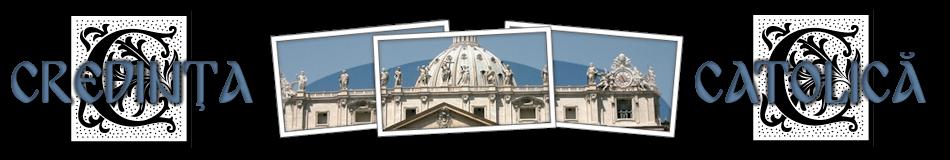 Credinţa catolică